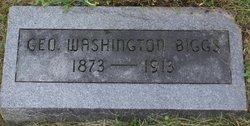 George Washington Biggs