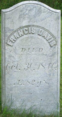 Francis Davis, V