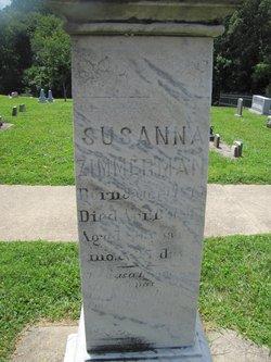 Susanna <i>Greenwald</i> Zimmerman