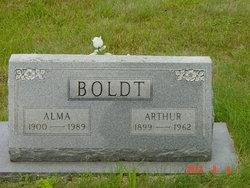 Alma <i>Handley</i> Boldt