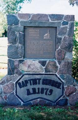 Bunyan Baptist Cemetery