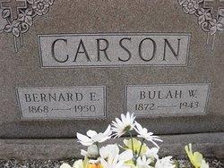 Bernard Eugene Carson