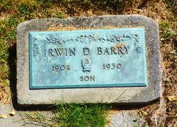 Erwin Devere Barry