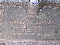 Sirkka-Liisa Maria <i>Wayrynen</i> Bustard