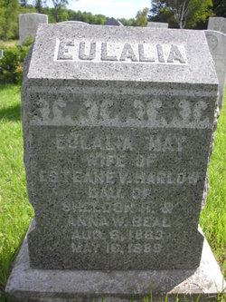 Eulalia May <i>Beal</i> Harlow