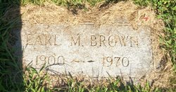 Earl Milton Brown