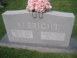 William Clyde Albright