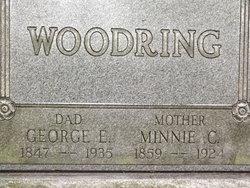 Minnie Woodring