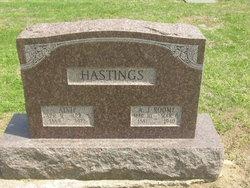 Alvie <i>Roome</i> Hastings