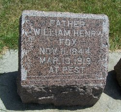 William Henry Fox