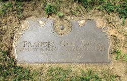 Frances Gail Davis