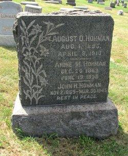 August O. Hohman