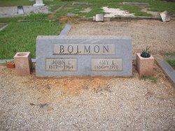 Amy Haley Bolmon