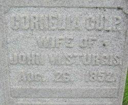 Cornelia <i>Culp</i> Sturgis