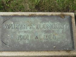 Walter H Blomquist