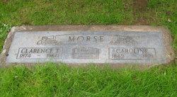 Caroline Virginia <i>Lindzey</i> Morse