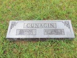 Rev Lewis Cunagin