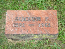 Dr Simeon Franklin Aldrich