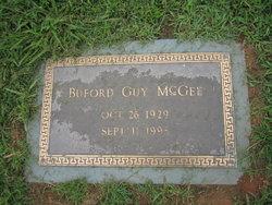 Buford Guy McGee