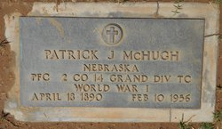 Patrick Joseph McHugh