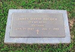 James D. Adcock