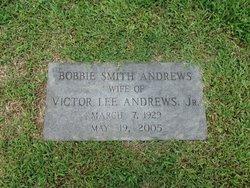 Bobbie Jean <i>Smith</i> Andrews