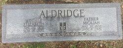 Micajah Aldridge