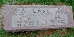 Esther Flora <i>Kilmer</i> Case