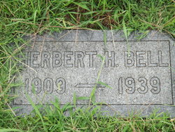Herbert Harry Bell, Sr