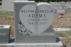 William Charles Chuckie Adams, Jr