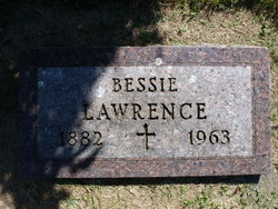 Bessie <i>Morrison</i> Lawrence