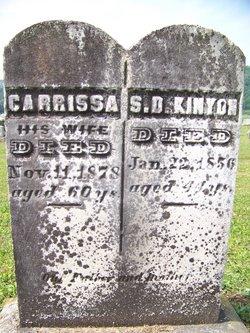 Samuel S.B. Kinyon