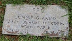 Lonnie Green Akins