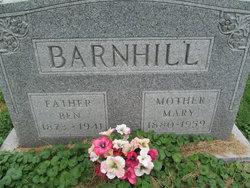 Benjamin A. Barnhill