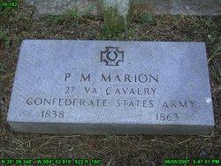 P. M. Marion