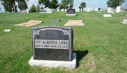 Ivy Alberta Lowe
