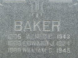 Agnes <i>Dessautelle</i> Baker