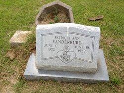 Patricia Ann Vanderburg