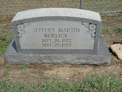 Jeffery Martin Boriack