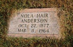 Nola <i>Hair</i> Anderson