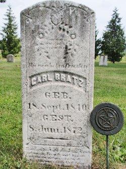 Carl Bratz
