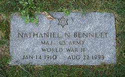 Dr Nathaniel Noah Bennett