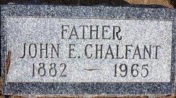 John E Chalfant