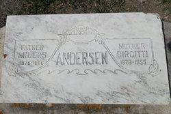 Berqeta (Birgitti) Andersen