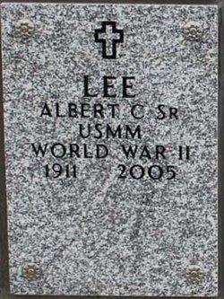 Albert C Lee, Sr
