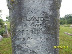 Claude Bartlett