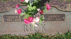 George Elwood Rick