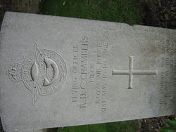 Richard Douglas Clutterbuck Chambers