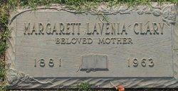 Margarett Lavenia Venia <i>Reeves</i> Clary