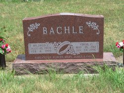 Virgil Charles Bachle